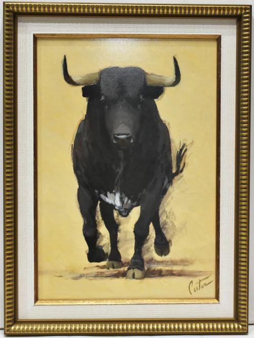 """ENRIQUE PASTOR : """"Ese Toro"""" 145619"""