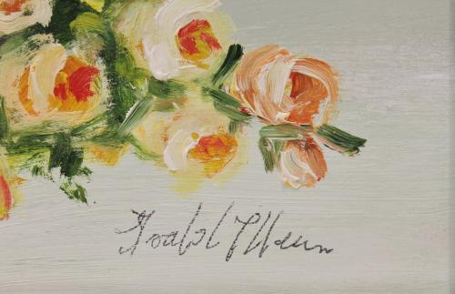 ISABEL ILLESCAS : Cesta de flores 145868