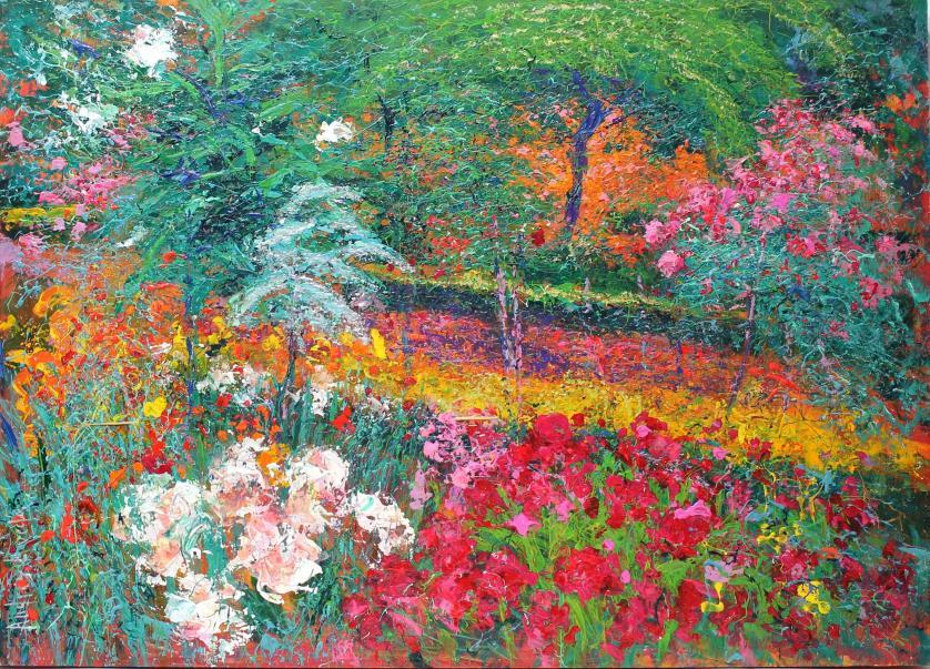 ANDRES RUEDA : Rosas de la Alhambra 145290