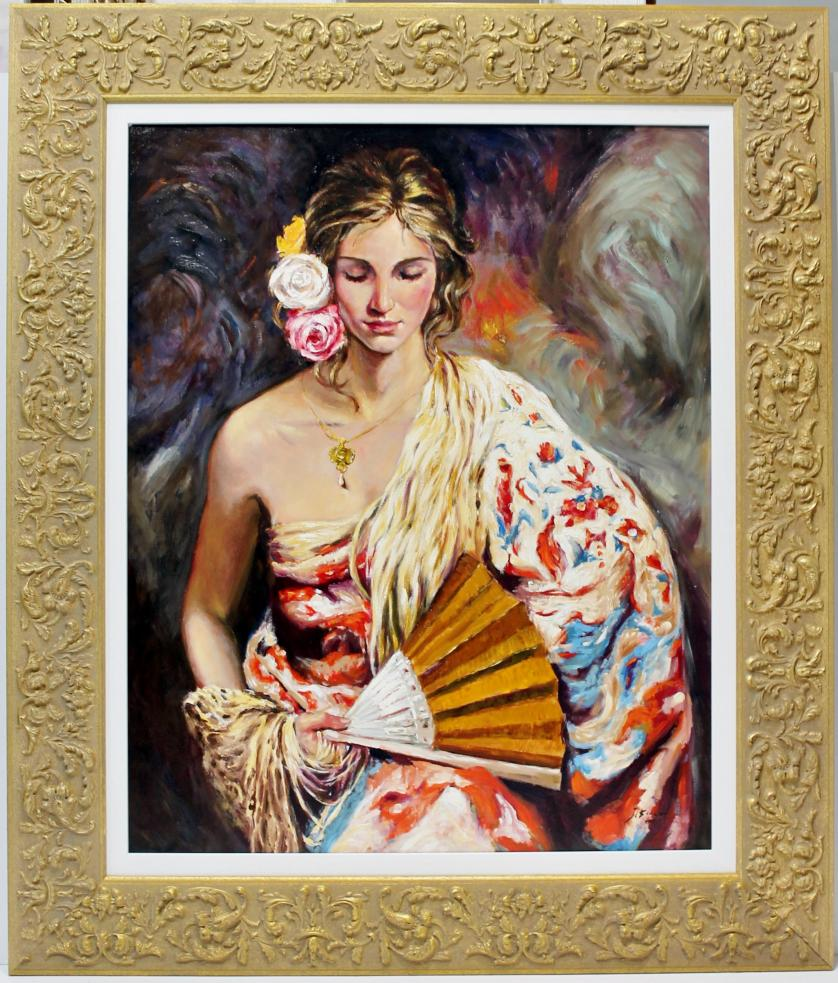JOSE LUIS GINER : Figura de mujer 145530